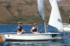 barco con sponsors