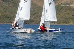 los olimpicos navegando