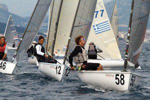 Regata Finn Sailing