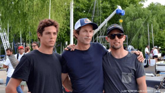 Entrevista a la familia Lange rumbo a los Juegos Olímpicos RIO 2016
