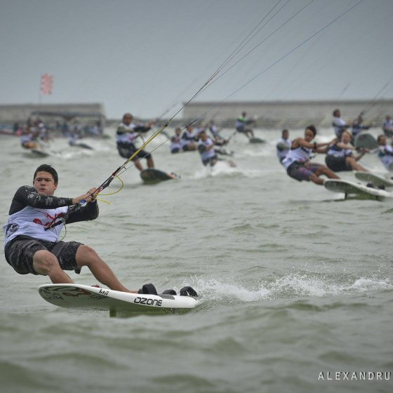Regata de Kite