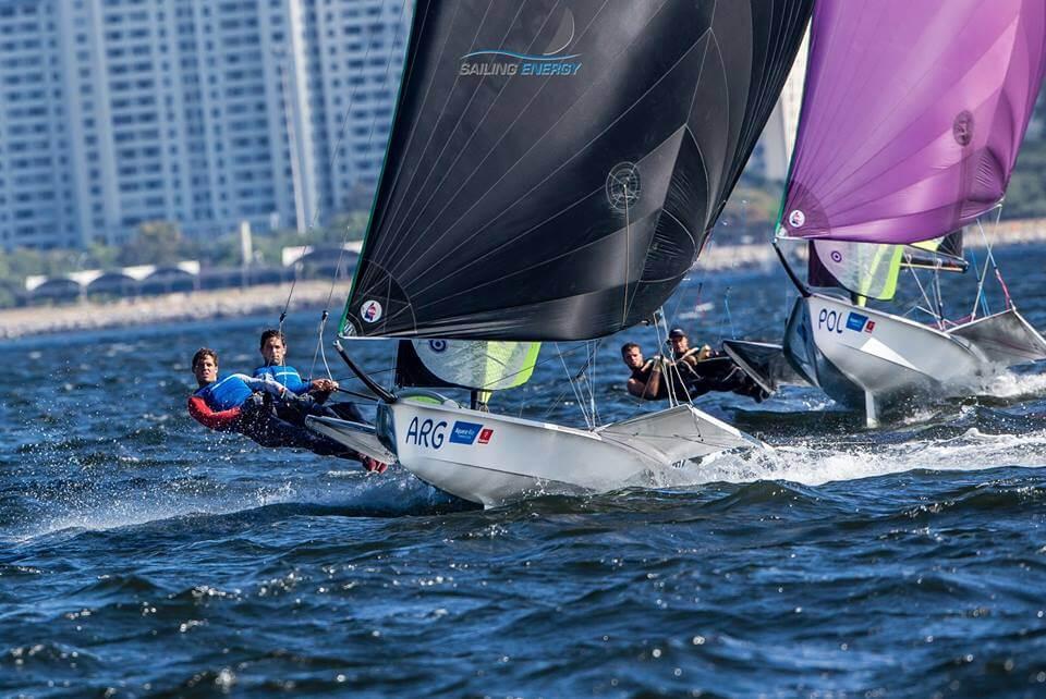 Juegos Olímpicos Rio 2016 Yago y Klaus Lange