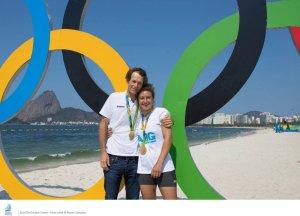 2016 Rio Olympic Games. © Matias Capizzano