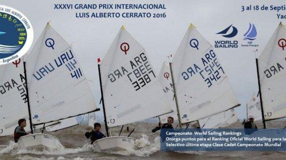 Yacht Club Olivos - Grand Prix Internacional Cerrato 2016