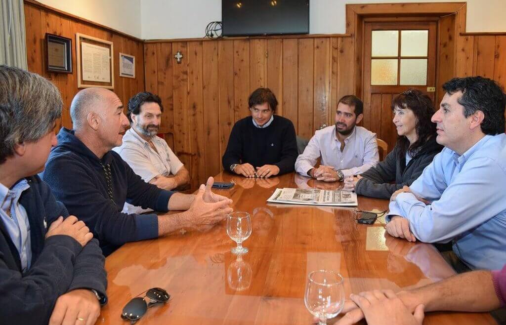 Buscan promover los deportes náuticos en Bariloche