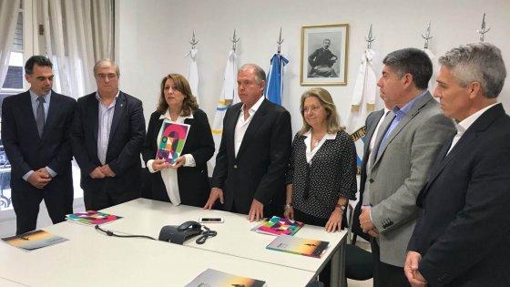 Rosario, candidata para los Juegos Sudamericanos de Playa 2019