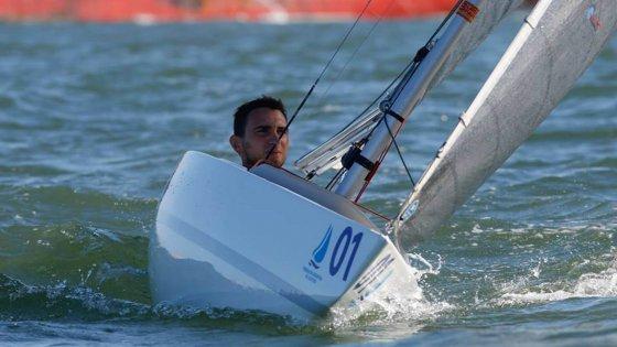Tomás Sáenz Raffaelli finalizó 20° en el mundial de la clase 2.4mR