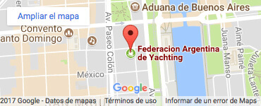 Mapa FAY