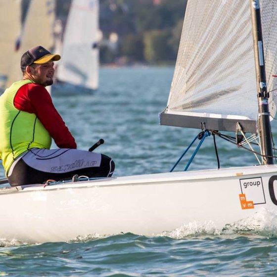 Facundo Olezza Subcampeón del Finn Silver Cup
