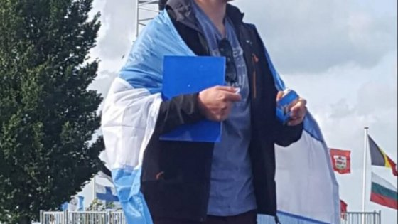 Matías Dietrich - Subcampeón Mundial Juvenil Laser Radial