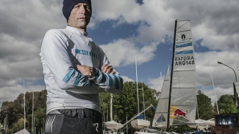 Santiago Lange - Red Bull