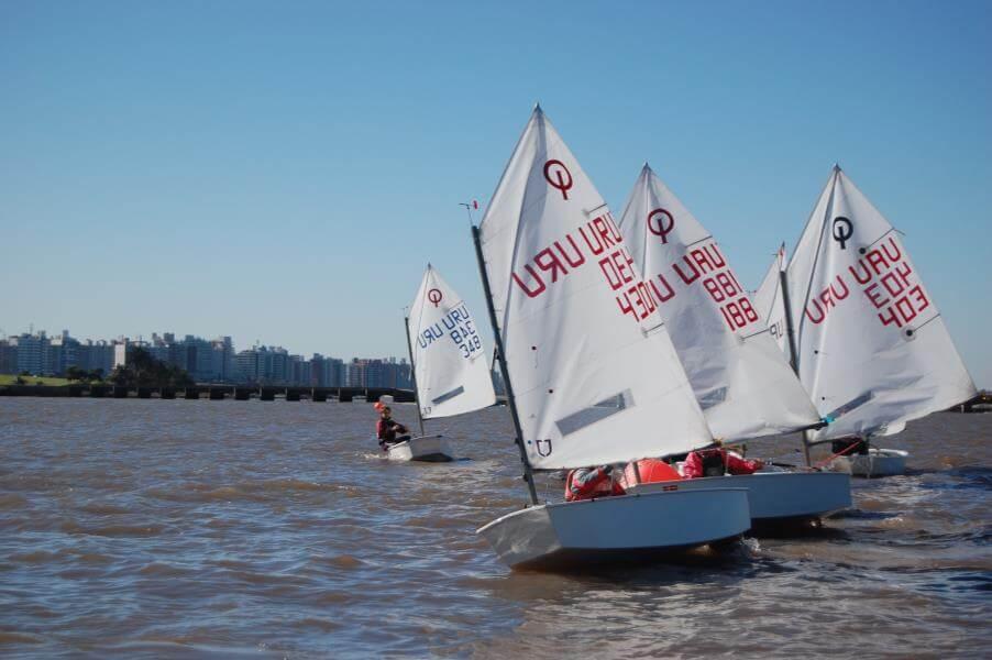 Campeonato RioPlatense de Optimist 2017 - Yacht Club Uruguayo
