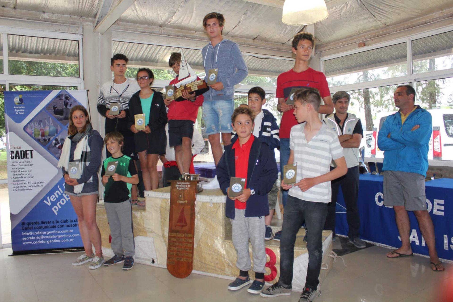 Finalizó el 2º Campeonato Nacional Juvenil