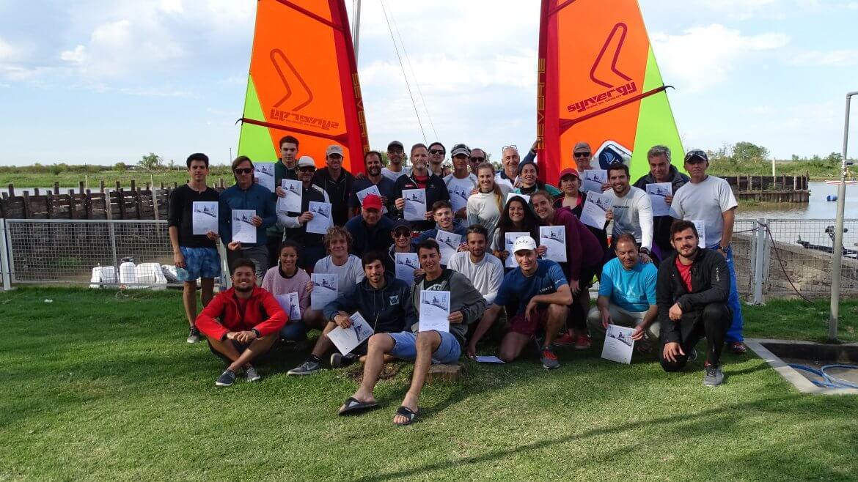 Curso Técnico FAY en San Nicolás - Grupo con Diplomas