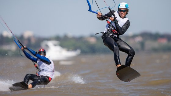 Gero Lutteral - Kite surf