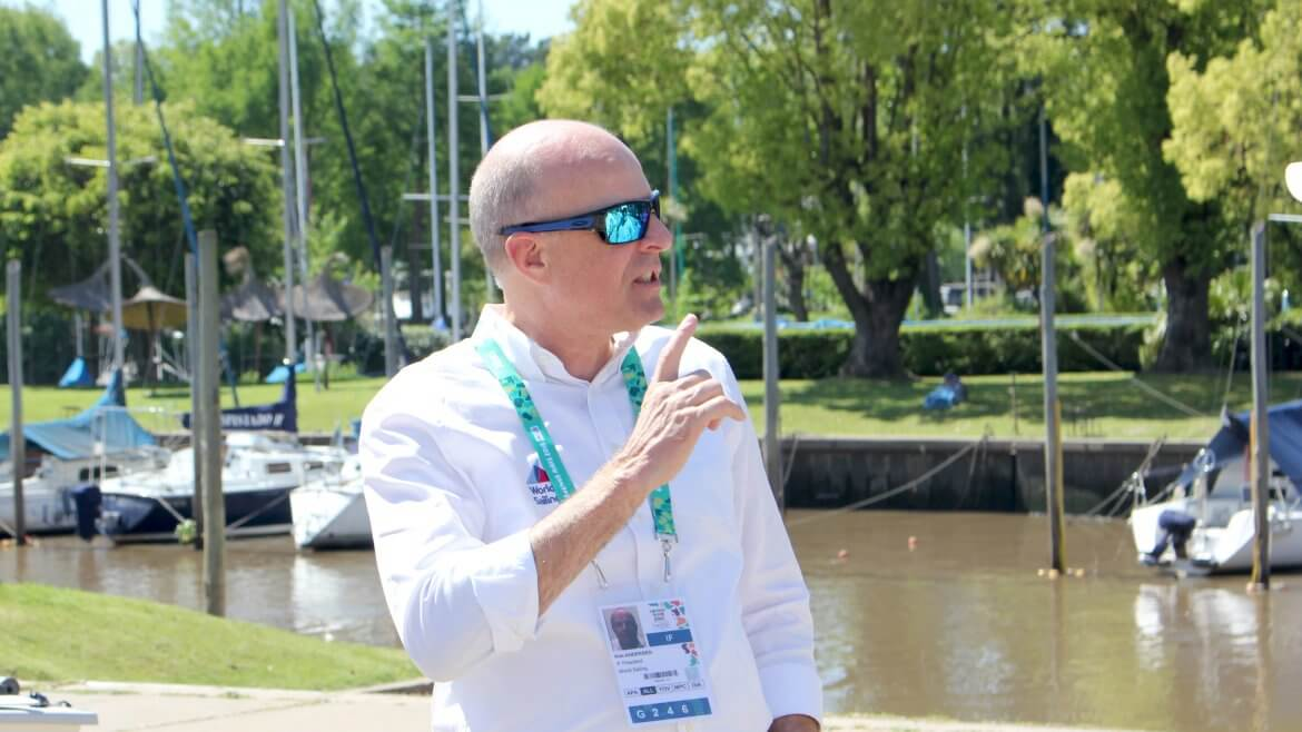 Kim Andersen - Presidente de la World Sailing