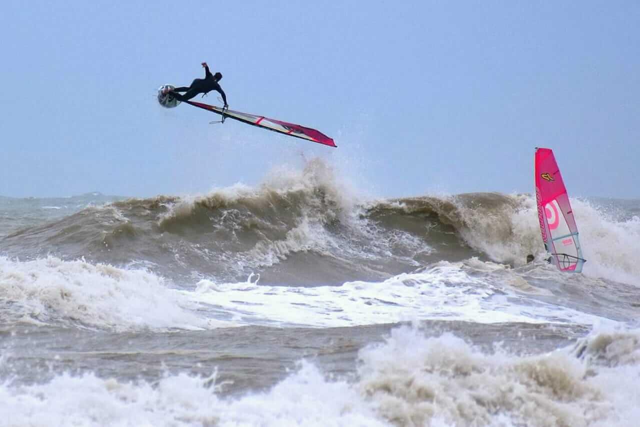 Mar Chiquita 2018 - Tour Argentino de Windsurf - TAW (2)