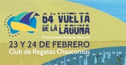 Logo Chascomus - Vuelta Laguna 2019