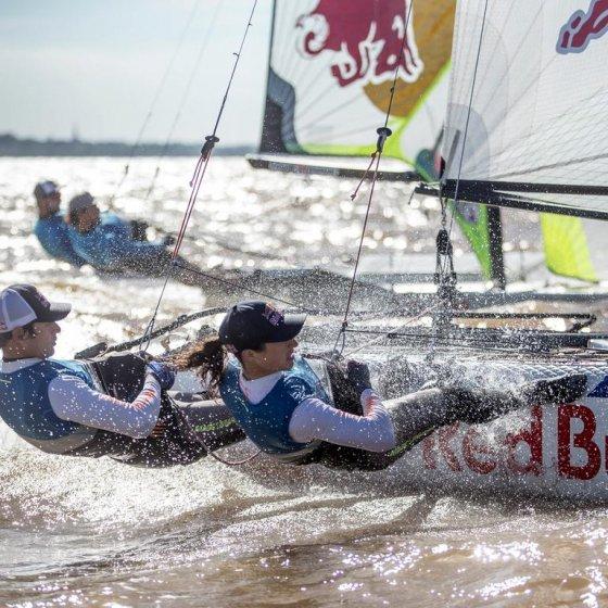 Entrevista a Santiago Lange - Corriendo una regata