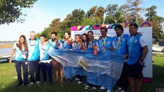 Juegos de Playa - Rosario 2019