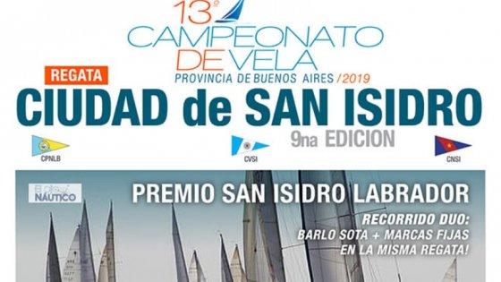 San Isidro 2019 - Portada