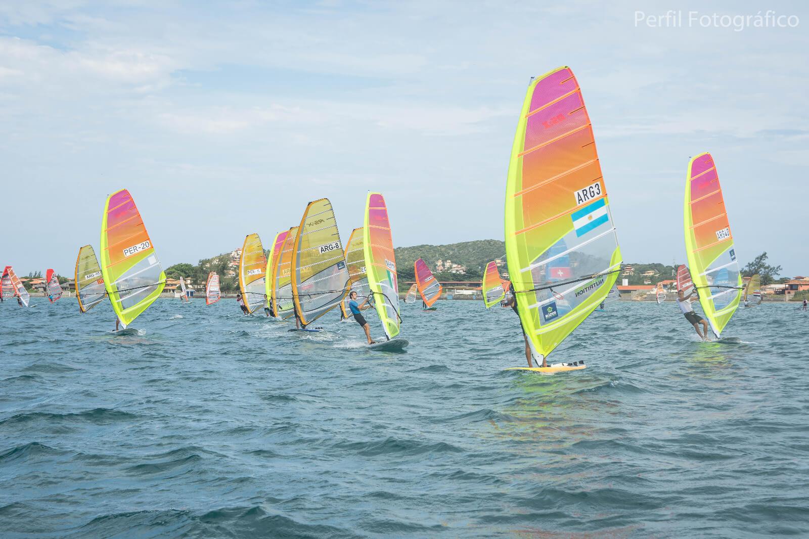 RSX - Semana olimpica de Hyeres - Francia