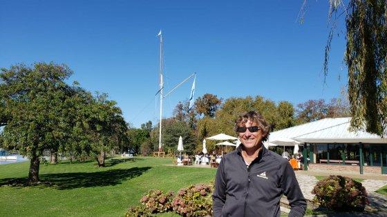 Rob Holden - World Sailing