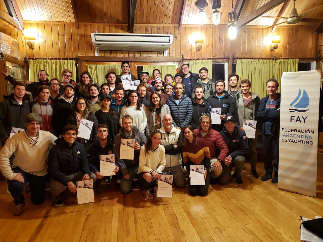 Participantes Curso Técnico FAY Nivel 1