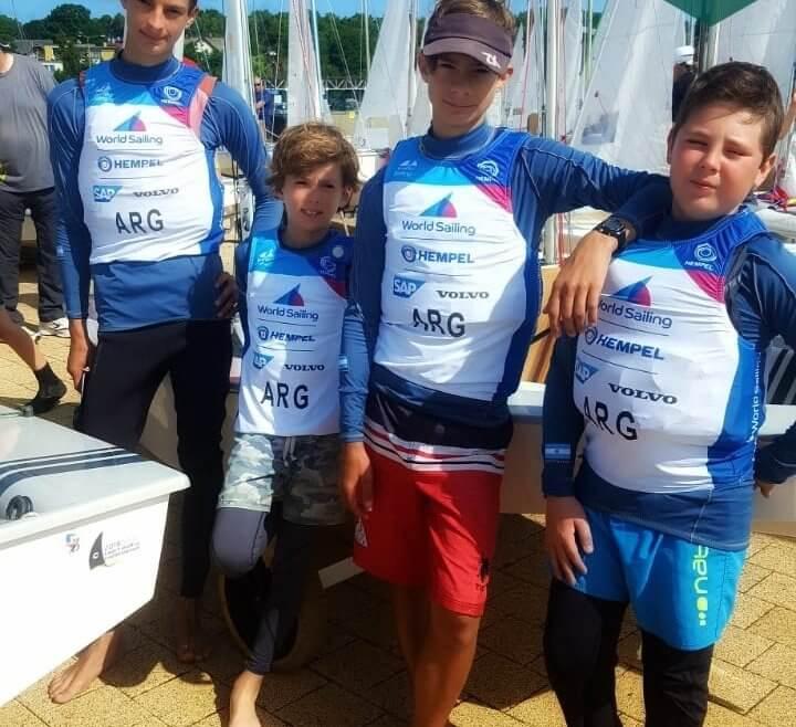 La Argentina se prepara para el 53° Cadet World Championship 2019 en Polonia - 2