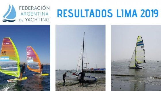 Juegos Panamericanos Lima 2019 - Resultados 9 de Agosto