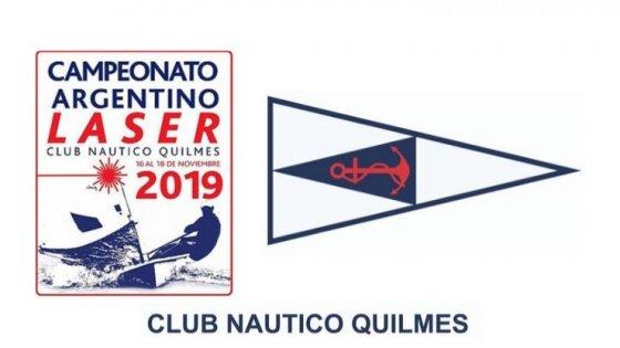 Campeonato Argentino de Laser - Quilmes