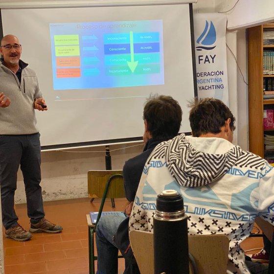 Curso Técnico FAY Nivel 1 - Mar del Plata - 2
