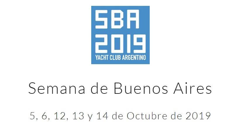 Semana de Buenos Aires 2019