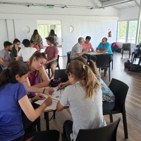 Trabajo Grupal en el Curso Tecnico Nivel 2 - CUBA