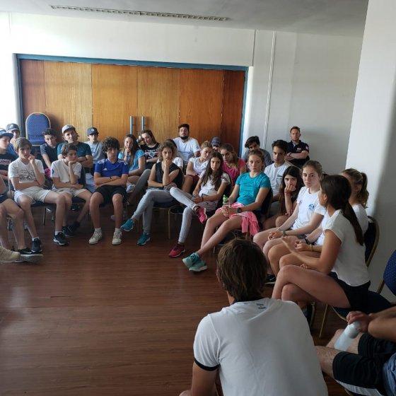 Charla - JJOO Juventud - Dakar 2022