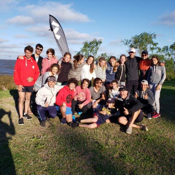 El equipo preliminar para Dakar 2022 - Juegos de la Juventud