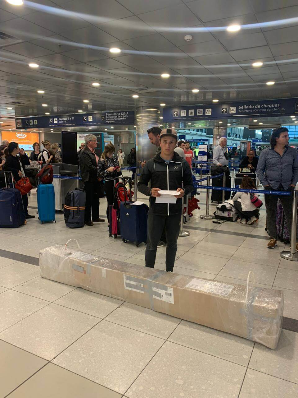 Massimo Contessi se va a Australia para el Mundial de Moth