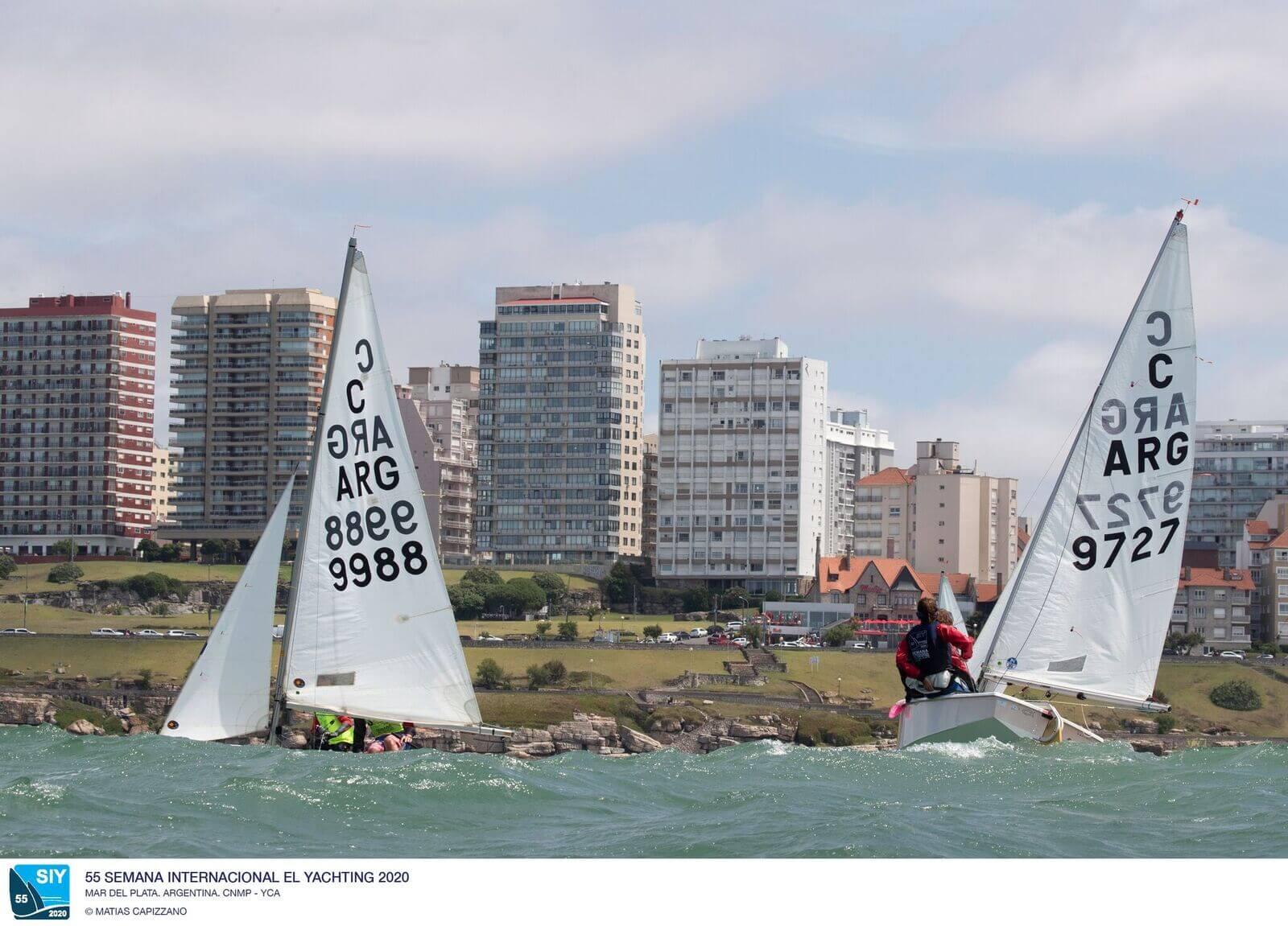 Cadet en Mar del Plata - SIY 2020