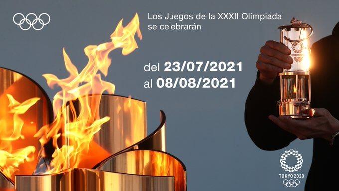 FAY - Juegos Olímpicos Tokio 2020 - 21 de julio al 8 de Agosto 2021