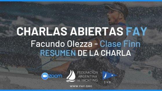 Resumen Charla Abierta FAY - Facundo Olezza