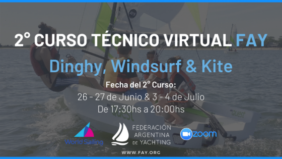 2do Curso Técnico Virtual Final