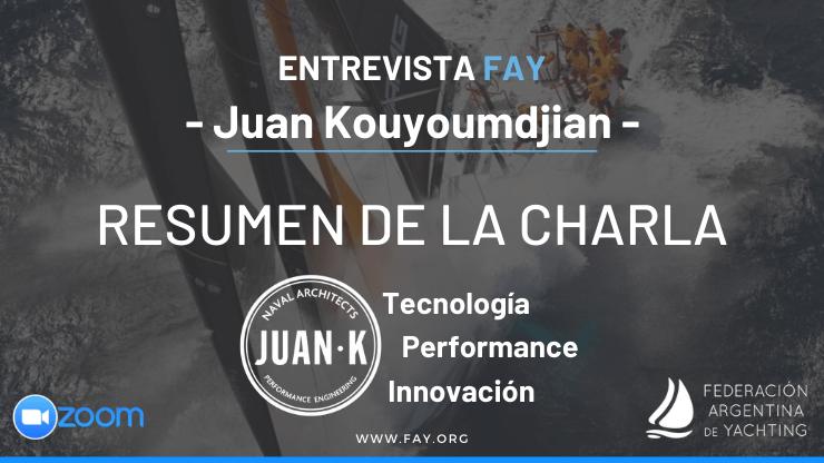 Charla Juank - Resumen
