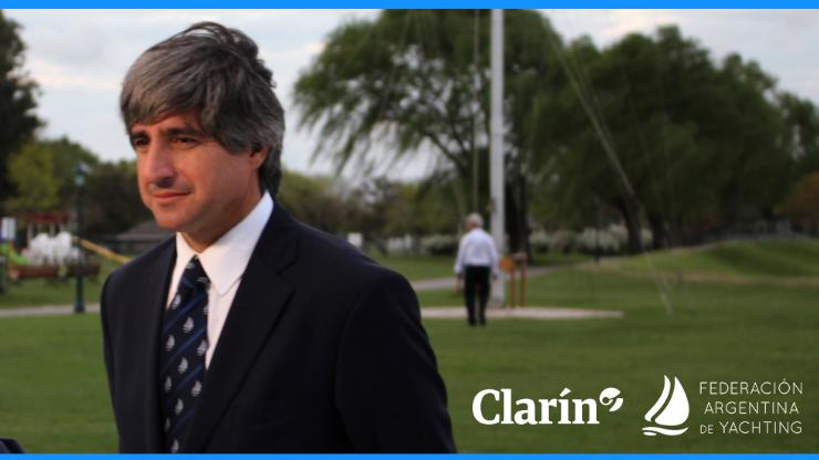 Entrevista Clarín a Luis Velasco - FAY