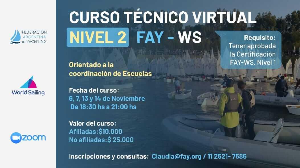 Curso Técnico Nivel 2 - Noviembre 2020