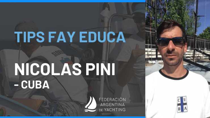 Nicolas Pini - Entrenador Cuba