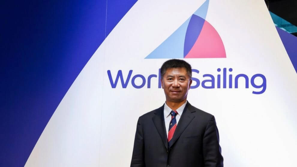 Nuevo Presidente de World Sailing