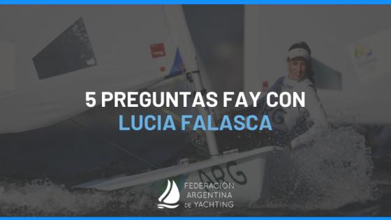 5 preguntas FAY- Lu Falasca