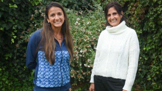 Entrevista a Celia Tejerina y Maria Marckern su madre