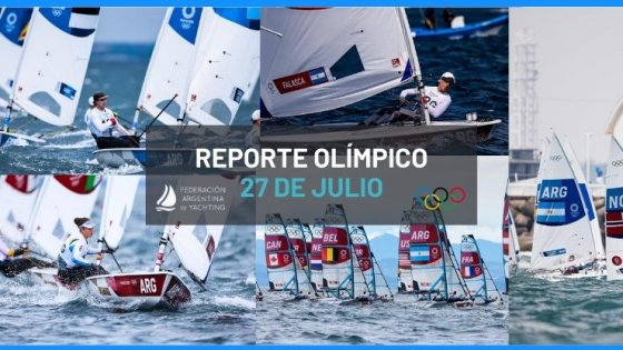Resumen Olimpico - 27 de Julio