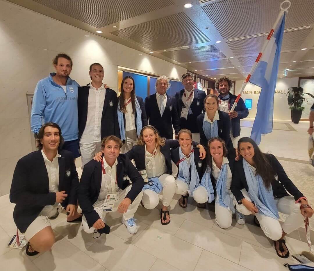 Recibimiento al equipo olímpico - FAY